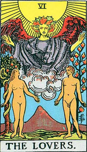 Tarot Love Card
