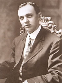 young Edgar Cayce