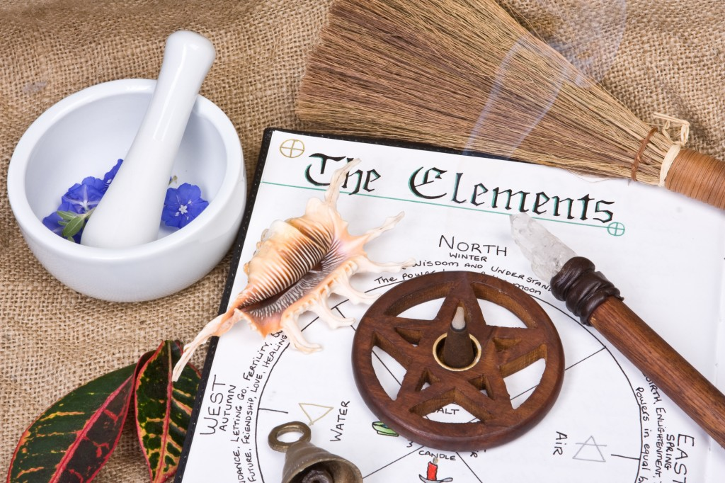 What is Your Wiccan Element?