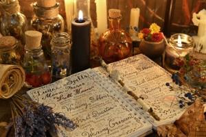 witch spells