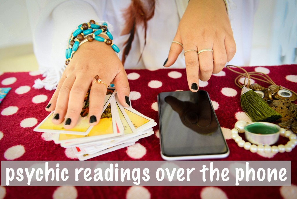 psychic readings over the phone
