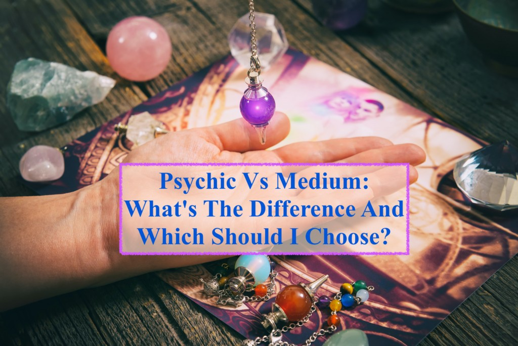 psychic vs medium