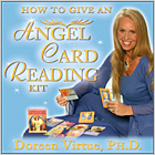 Angel Card Course From Angel Card Creator Doreen Virtue
