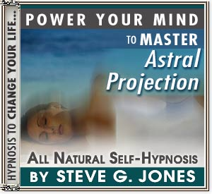 Astral Projection Self-Hypnosis CD And Download