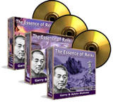Reiki Home Study Course - Up To Reiki Master Level